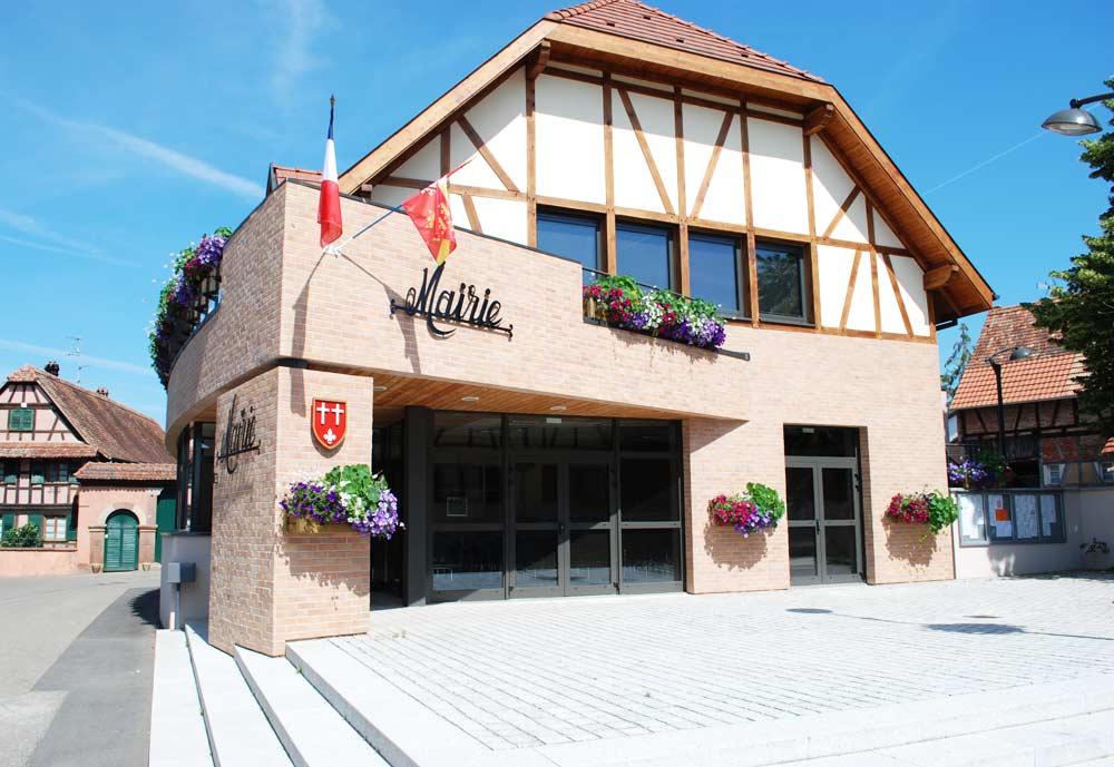 Votre commune b timents communaux mairie d 39 eckwersheim - Historique plafond de la securite sociale ...